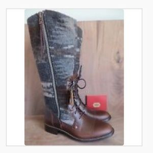 Woolrich Roadhouse Boots Size 6.5